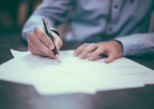 婚前契約書を作成する上での留意点